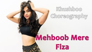 Mehboob Mere Song Dance Choreography | Bollywood Video Songs | Best Hindi Songs For Dancing Girls