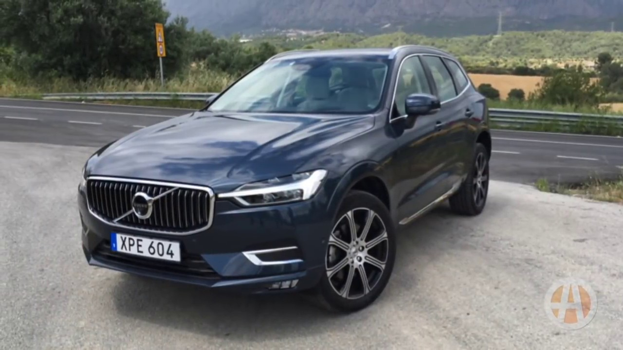 2018 volvo xc60 first drive video youtube. Black Bedroom Furniture Sets. Home Design Ideas
