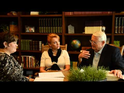 Katie Wetherbee interviews Chuck and Colleen Swindoll (Part One)