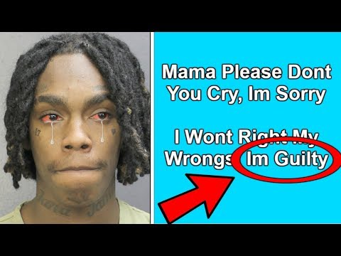 YNW Melly Confesses He&39;s Guilty in Mama Cry