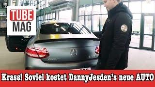 KRASS! So viel kostet das NEUE Auto von DannyJesden!