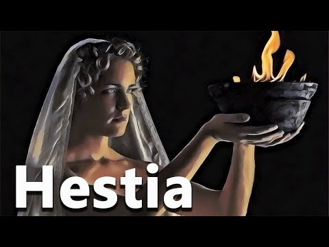 Hestia: the Goddess of Hearth and Home - Mythology Dictionary - See U in History