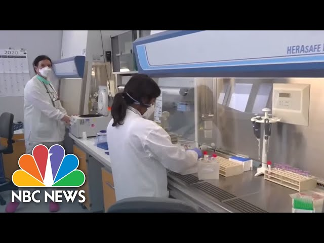 'It's Not Enough': Inside An Italy Hospital Struggling To Contain COVID-19 | NBC News NOW