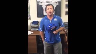 safety is 1 use gamebreaker helmets coach patrick walsh of serra high school