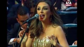 أنغام | آهي جت - مهرجان الموسيقى العربية 2016