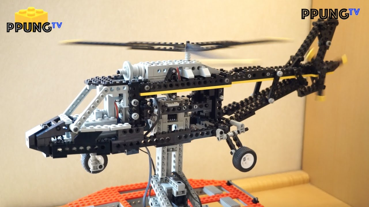 lego technic 8485 control center ii helicopter review by. Black Bedroom Furniture Sets. Home Design Ideas
