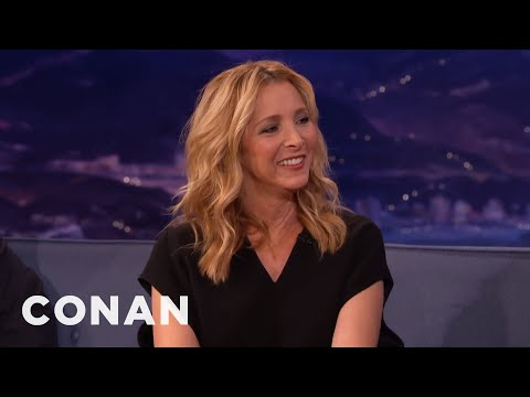 Lisa Kudrow: Irish Ancestry Is Impossible To Trace!  - CONAN on TBS