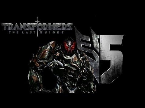Transformers 5 The Last Knight Megatron New Body And Alt