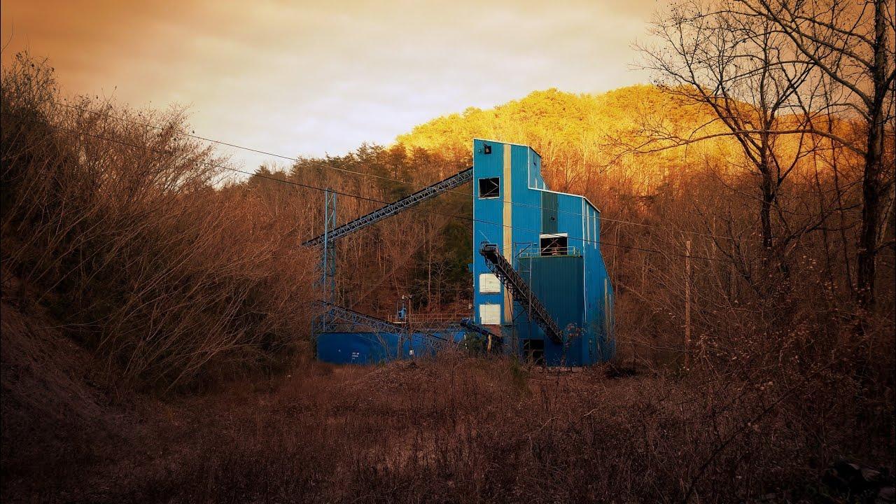 Cross Mountain Mine Disaster Abandoned Coal Prep Plant