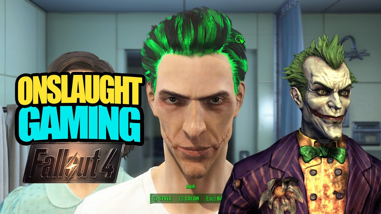 How to the joker in fallout 4 youtube solutioingenieria Image collections