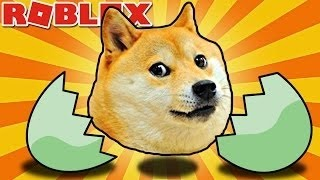 ROBLOX-Grow and Raise an EPIC Doge!-Overeating Dog