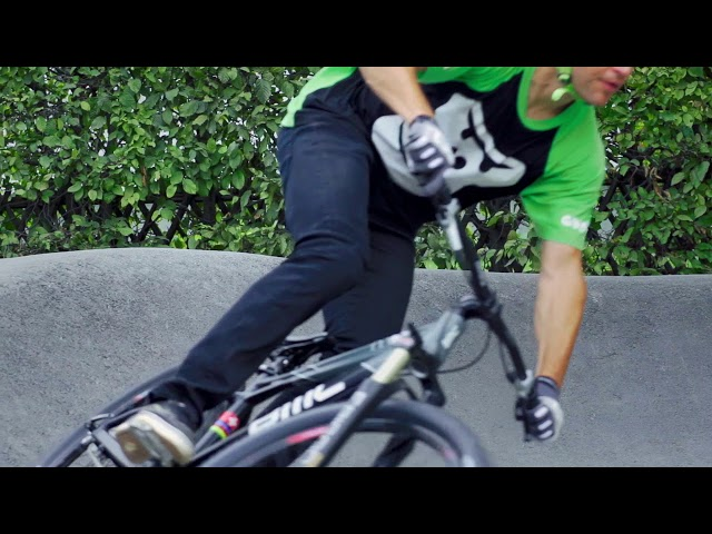 GORILLA Bike Teaser - Pumptrack