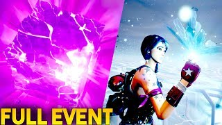 Fortnite CUBE EXPLODING GAMEPLAY! | (For those who were unable to make the event) | Fortnite Cube!