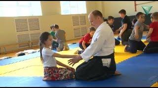 В Перми проводятся бесплатные занятия для детей по айкидо