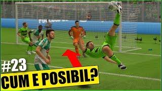 GOL INCREDIBIL DIN FOARFECA!!! / FIFA 19 Romania Cariera #23