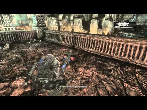 Gears of war 2 escena eliminada