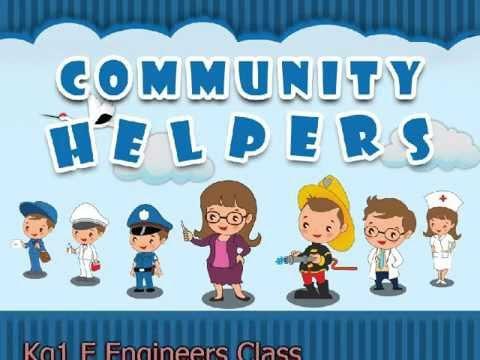 Community helpers K1 Engineers - YouTube - photo#42