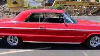 1964 Chevrolet Impala SS For Sale~Super Straight~Chrome & Stainless Steel