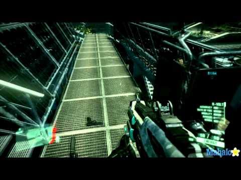 Crysis 2 Walkthrough - Mission 7: Dead Man Walking - Part 1