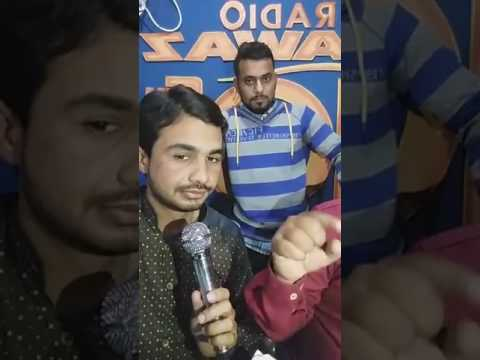 The Legend of FM-105 AWAZ :-  RJ Jehanzeb (Celebrating his Birthday Live with his Fans.full)
