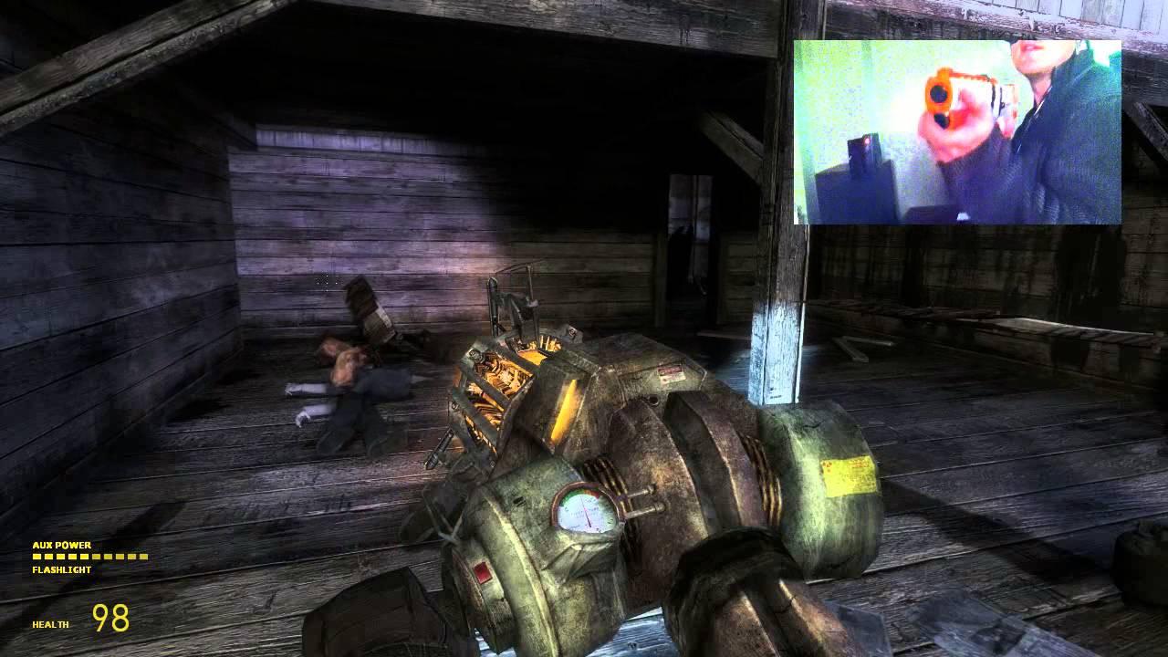 Download Half-Life 2 Oculus Rift and Razer Hydra Virtual