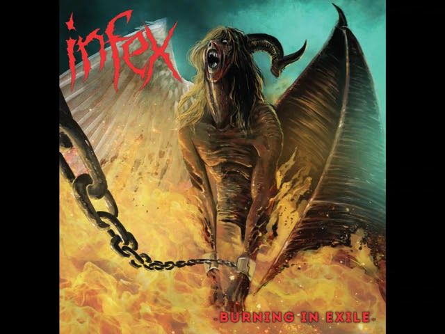 Infex - Blood of the Wicked