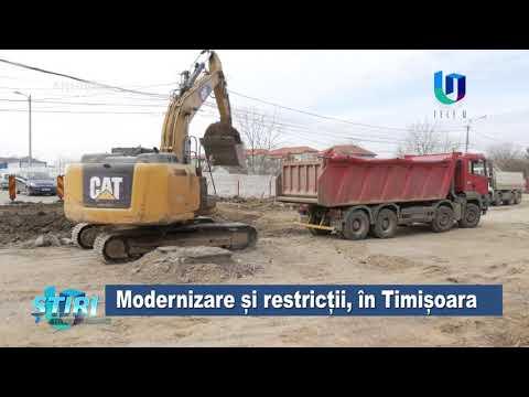 TeleU: Modernizare și restricții, în Timișoara
