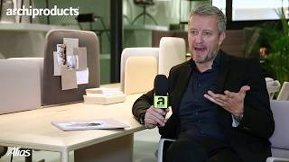 Orgatec 2018 | ALIAS - Andrea Sanguineti presents the new collections and projects