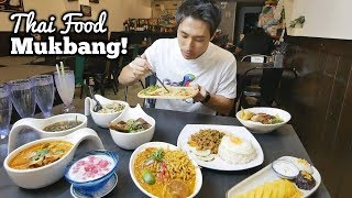Ultimate Thai Food Mukbang! | Insanely Delicious Thai Food in Singapore