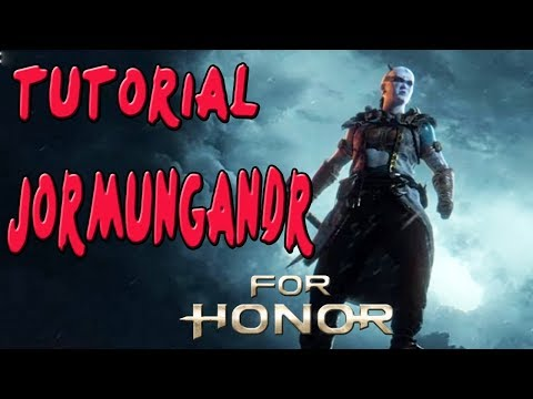 FOR HONOR | GUIA TUTORIAL VIKINGO JORMUNGANDR | COMBOS Y TRUCOS | GAMEPLAY ESPAÑOL