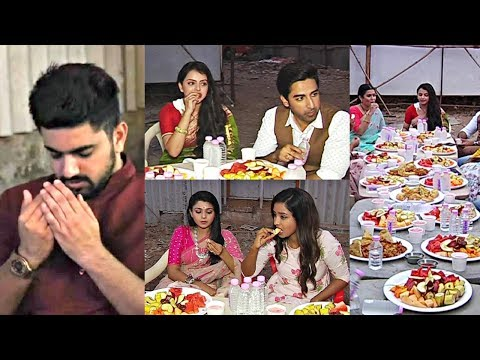 Zain Imam Eid Celebration With Ek Bhram Sarvagun Sampanna Team