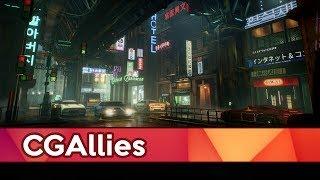 Сергей Панин - Окружение в Unreal Engine