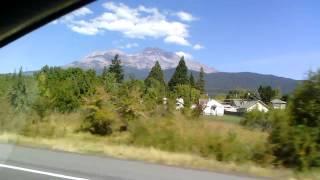 Monte Shasta en Siskiyou County California