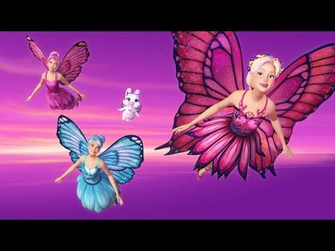 Барби Балерина в розовых пуантах HD - детских мультфильмов 2015