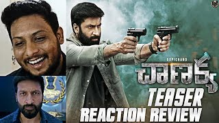 Chanakya Teaser Reaction Review I in Hindi I Gopichand,Mehreen,Zareen Khan,Thiru