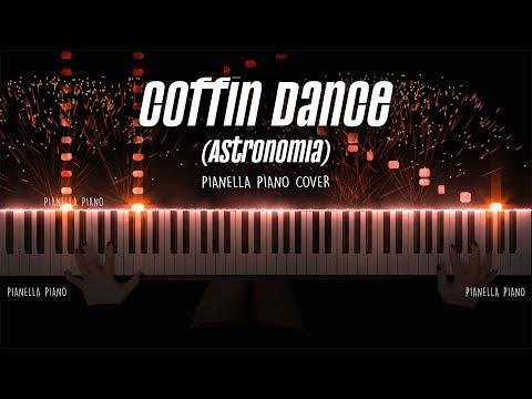 Astronomia (COFFIN DANCE) | Piano Cover by Pianella Piano