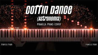 Astronomia (COFFIN DANCE) | Piano Cover by Pianella Piano