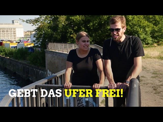 Berliner Wasser – Folge 5: Gebt die Spree frei