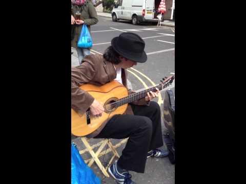 Flamenco Guitar London