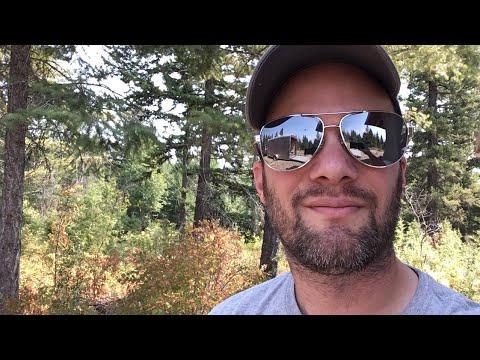 Live off grid cabin vlog 1