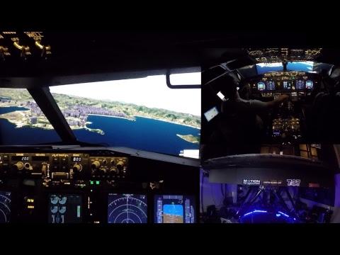 Sao Paulo-Rio Shuttle (Level D 738 sim)