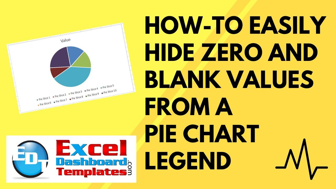 How to easily hide zero and blank values from an excel pie chart legend also rh youtube