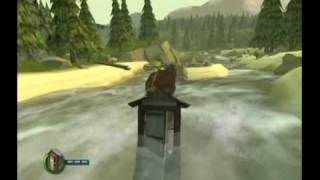 Open Season Movie Game Walkthrough Part 14 (GameCube)