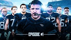 The NFL Draft & Start of Season! Titans Online Franchise #1
