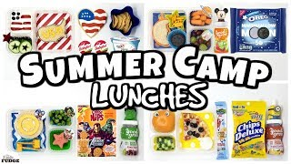 Lunch ideas for SUMMER CAMP 😎 Bunches Of Lunches