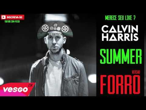 Calvin Harris Summer VERSÃO FORRÓ