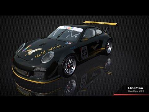 rFactor: VCRC-GT 2015 - Santiago Race onboard