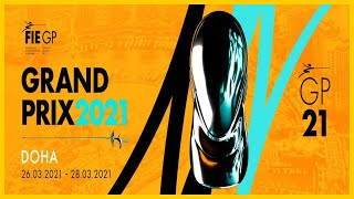 Fencing Grand Prix Qatar 2021 - Finals