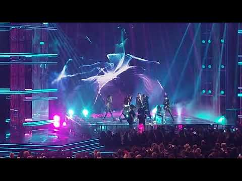 BTS performance at the Billboard music awards 2018