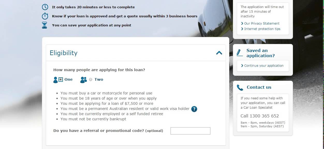 repayment of car loan calculator calculate and apply now youtube